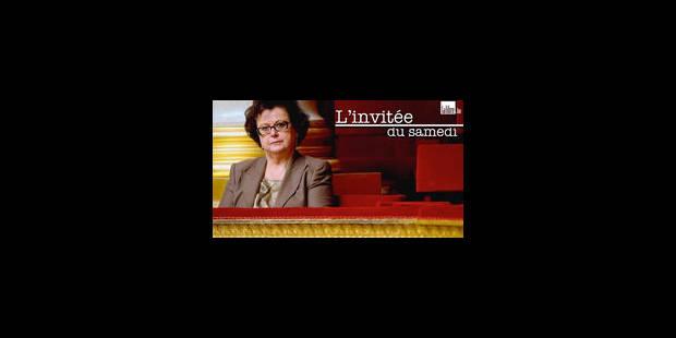 Le chemin de croix de Christine Boutin - La Libre