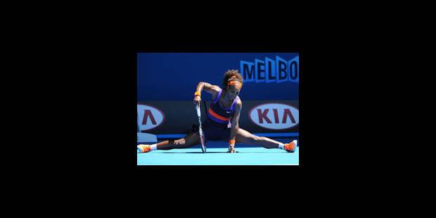 Serena l'inoxydable, star sur tous les fronts - La Libre
