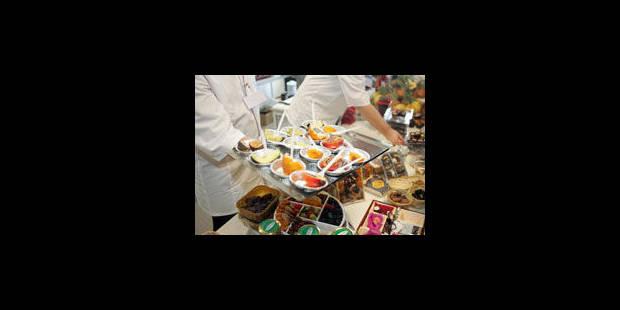 Les ministres se régalent de nourriture refusée par les supermarchés - La Libre