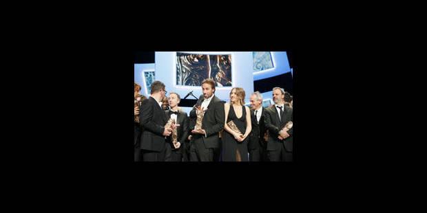 Cérémonie des César: Matthias Schoenaerts, meilleur espoir masculin