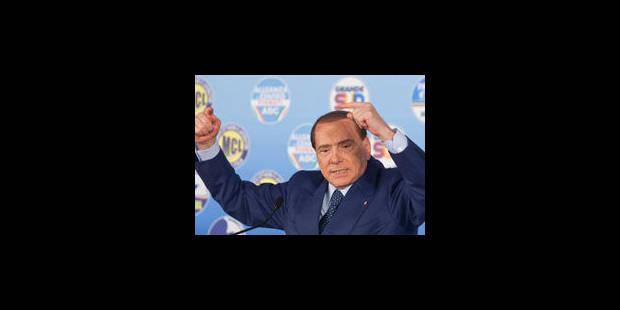 Martin Schulz met en garde contre un retour de Berlusconi - La Libre