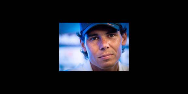L'agence de Nadal dément son forfait aux tournois d'Indian Wells et Miami - La Libre