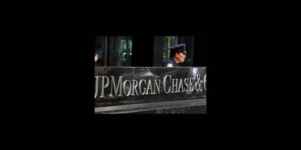 JPMorgan veut supprimer entre 16.000 et 19.000 emplois - La Libre