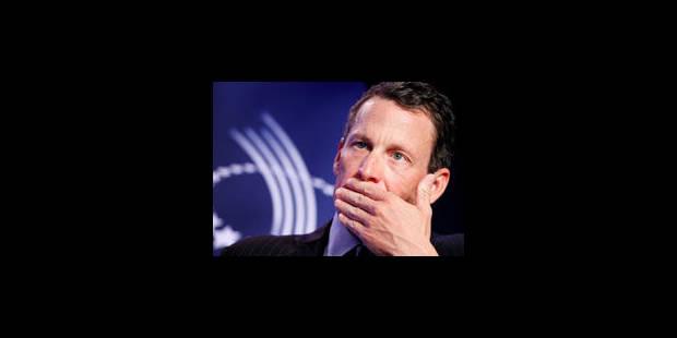 Le gouvernement américain se retourne contre Lance Armstrong - La Libre