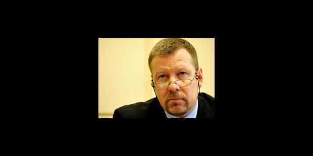 Violences policières : enquête sur le procureur anversois Herman Dams - La Libre