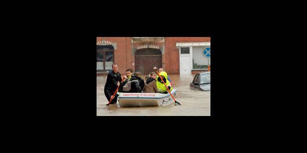 Une plate-forme de lutte contre les inondations - La Libre