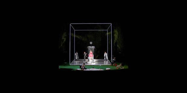"""""""La Dispute"""", marivaudage en 3D - La Libre"""