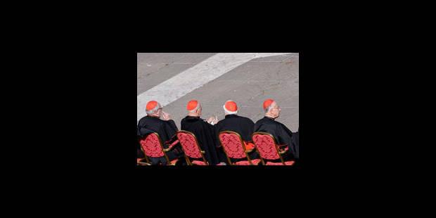 Conclave : première réunion préparatoire lundi - La Libre