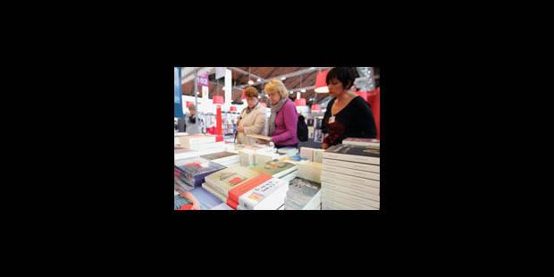 Tour & Taxis accueille la Foire du Livre de Bruxelles du 7 au 11 mars - La Libre