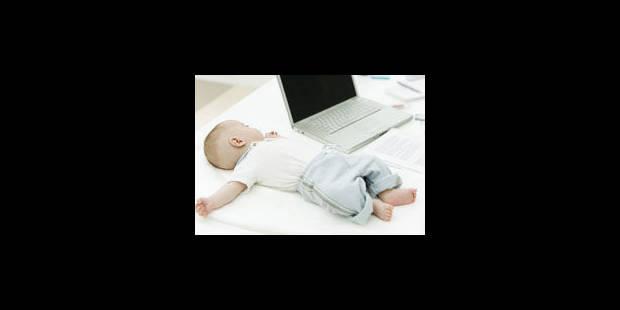 Son bébé sur les réseaux sociaux: est-ce raisonnable? - La Libre