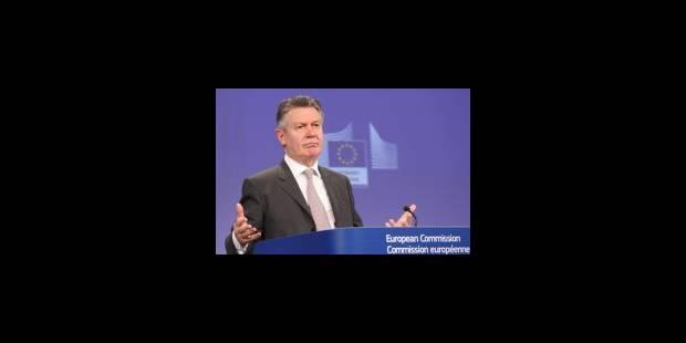 Caterpillar: De Gucht prêt à agir contre la concurrence déloyale - La Libre