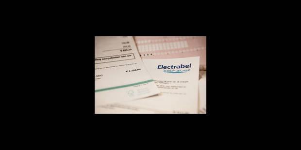 Mise en garde contre les publicités des fournisseurs d'énergie, Electrabel s'étonne - La Libre