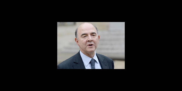 """Moscovici : """"L'endettement est l'ennemi de la gauche"""" - La Libre"""