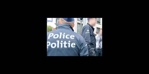 Herstal: 4 policiers inculpés pour détournements - La Libre
