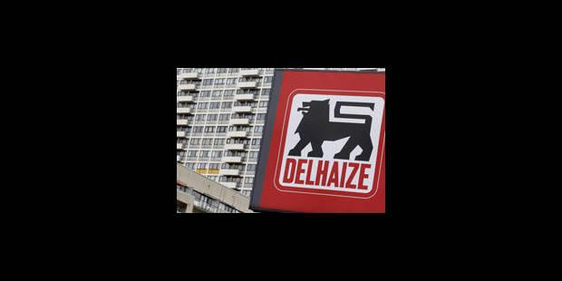Le dividende de Delhaize diminue pour la première fois en 10 ans - La Libre