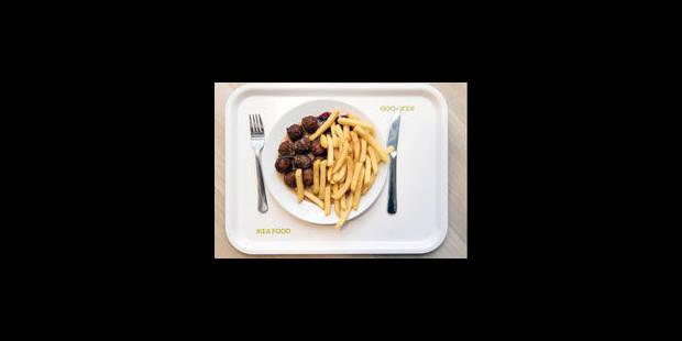 Pas de viande de cheval dans les boulettes Ikea en Belgique - La Libre