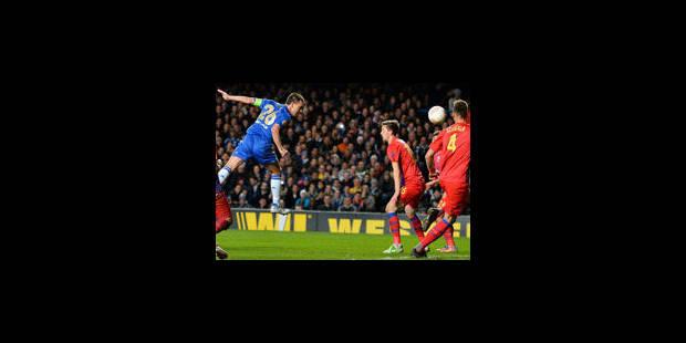 Chelsea se qualifie de justesse face au Steaua - La Libre
