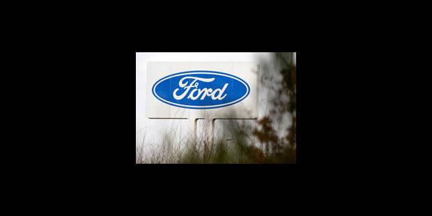 """Le """"butin"""" des travailleurs de Ford Genk devra être rendu - La Libre"""