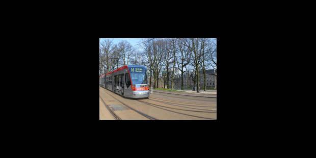 Avenio, futur tram liégeois ? - La Libre