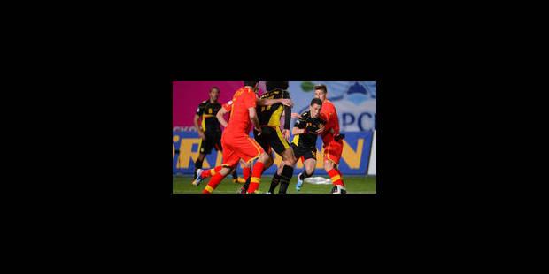 La Belgique s'offre 3 points précieux en Macédoine (0-2) - La Libre