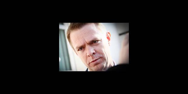 Hendrik Bogaert envisage une nouvelle réduction du nombre de fonctionnaires - La Libre
