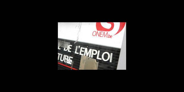 Le chômage stabilisé en 2012 - La Libre