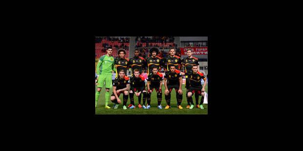 La meilleure équipe belge de l'histoire des qualifications - La Libre