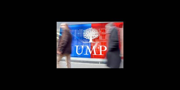 L'UMP s'en prend à la justice - La Libre
