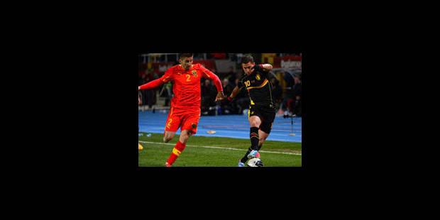 Belgique-Macédoine: Eden Hazard sera très attendu... - La Libre