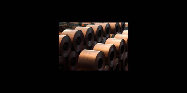 ArcelorMittal: plus de 30 000 tonnes de retard