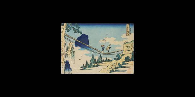 Hokusai dessinait la beauté de la nature comme la beauté des femmes - La Libre