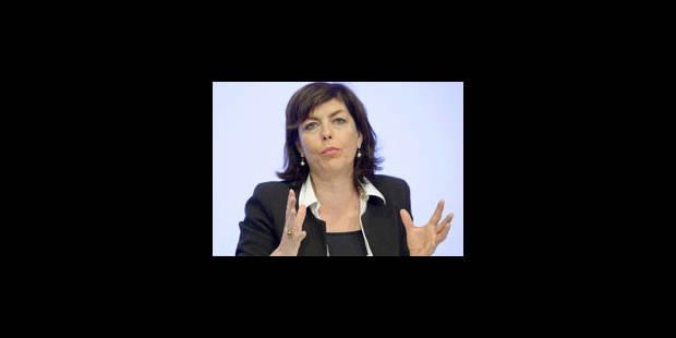 """Milquet veut imposer la """"tirette"""" à l'échelon fédéral - La Libre"""