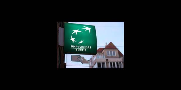 BNP Paribas Fortis va réduire ses coûts et ses effectifs - La Libre