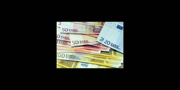 La boulette du SPF Finances : 46.000 euros - La Libre