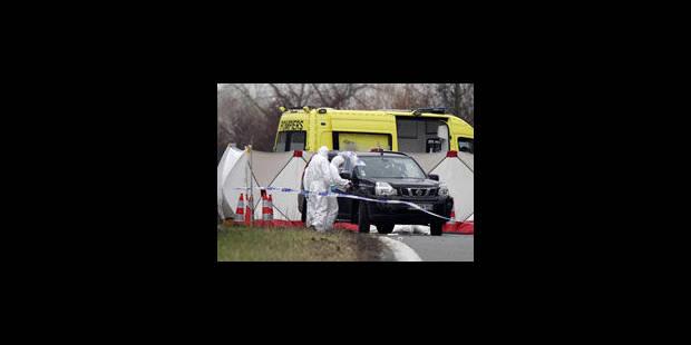 Fusillade sur l'A8: l'homme était suivi pour terrorisme - La Libre