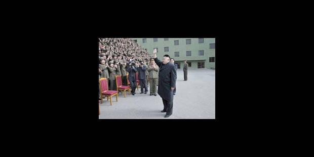 La Corée du Nord en état de guerre avec le Sud - La Libre