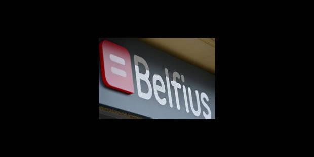 Le siège central de Belfius Banque en grève jeudi - La Libre