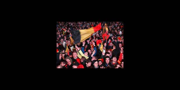 Retrouvez-vous dans les tribunes du Stade roi Baudouin - La Libre