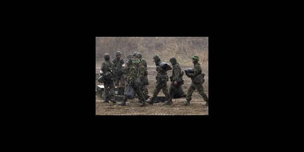 """Séoul évoque une """"action militaire"""" pour protéger ses citoyens en Corée du Nord - La Libre"""