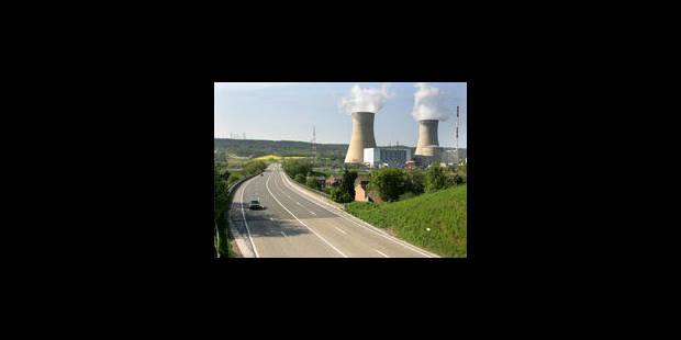 La Belgique privée de la moitié de son parc nucléaire à partir de samedi - La Libre