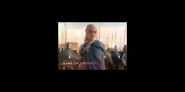 Le dernier épisode de Game of Thrones piraté 1.000.000 de fois ! - La Libre