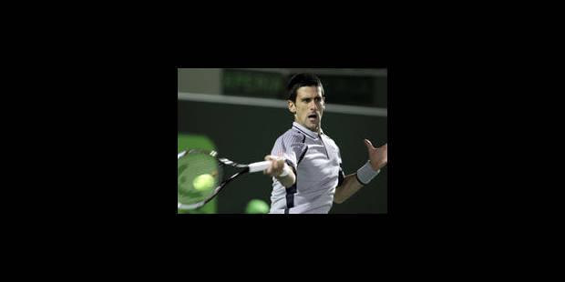 Coupe Davis: Djokovic fidèle au rendez-vous en 1/4 - La Libre