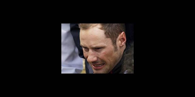 """Boonen: """"Je ne regarderai pas Paris-Roubaix à la télé"""" - La Libre"""