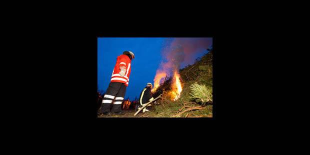 Tricherie présumée chez les futurs pompiers - La Libre