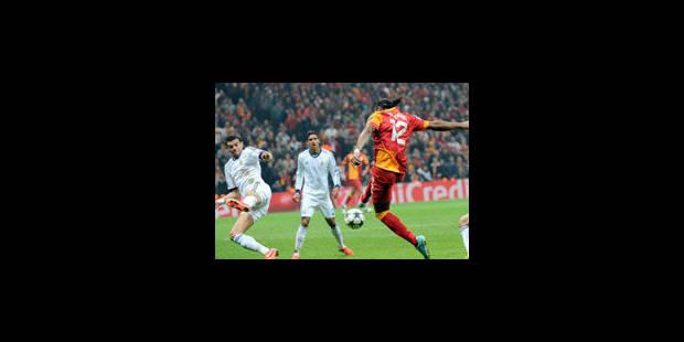 Le Real se fait peur à Galatasaray mais passe (3-2) - La Libre