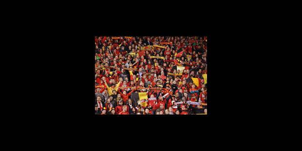 La Belgique 16e au classement mondial FIFA - La Libre