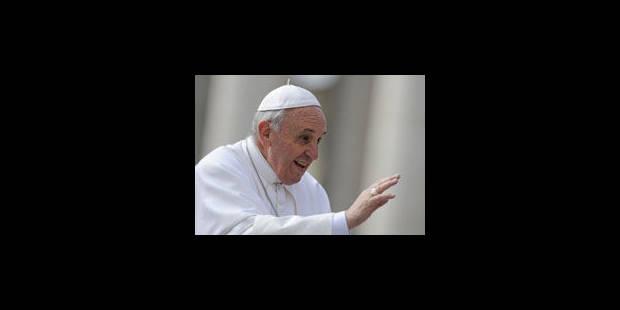 Le pape François s'attaque à la réforme de l'Eglise - La Libre