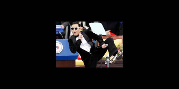 """Le nouveau single de Psy pourra-t-il égaler la bombe """"Gangnam Style""""? - La Libre"""