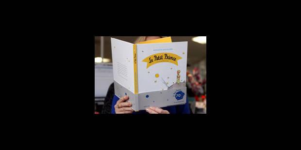 """""""Le Petit Prince"""": 70 ans et un destin en or - La Libre"""