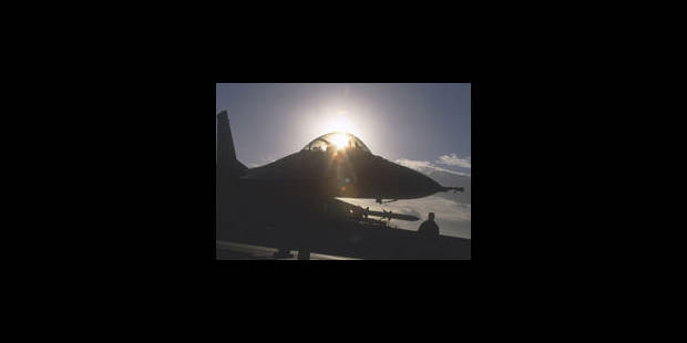 Cent ans de Force aérienne - La Libre
